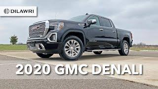 2020 GMC Sierra 1500 Denali | REVIEW