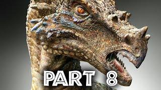 Jurassic World Evolution Gameplay Walkthrough Part 8 - DRACOREX & SANDBOX ISLAND UNLOCKED