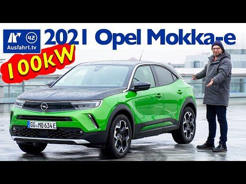 ⚡️⚡️⚡️ 2021 Opel Mokka-e Ultimate - Kaufberatung, Test deutsch, Review, Fahrbericht Ausfahrt.tv