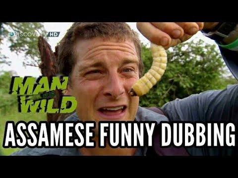 MAN VS WILD - ASSAMESE FUNNY DUBBING | DD ENTERTAINMENT