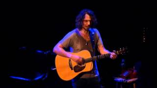 Chris Cornell - Finally Forever [HD] (Live in Paris, Le Trianon, June 22nd 2012)