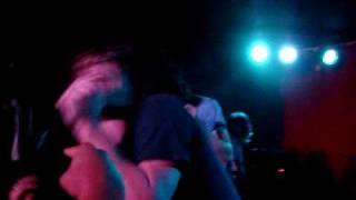 Dance Gavin Dance - Backwards Pumkin Song Live 02-24-08