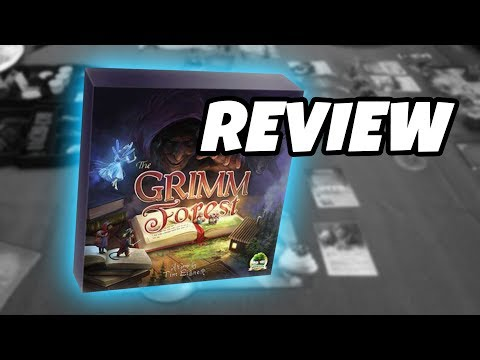 Review | GRIMM FOREST | Druid City Games