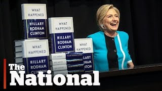 Hillary Clinton admits mistakes, defends campaign in candid new memoir