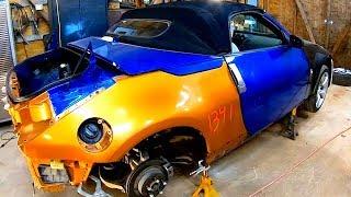 Copart Nissan 350z Rebuild Part 5 + Mustang GT Sold!!