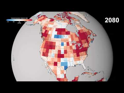 NASA Predicts How Common Forest Fires Will Be In The US By 2100