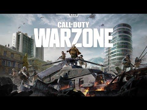 Call of Duty Waezone Multiplayer монтаж