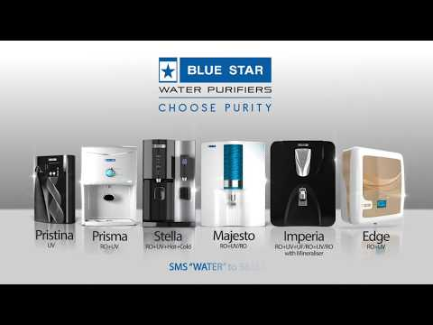 Blue Star Majesto RO+UV Purifier