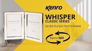 Whisper Classic White Twin 360
