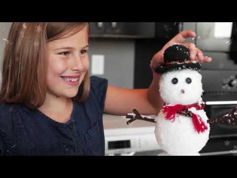 Youtube Video for Marvin's Magic Snow
