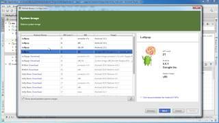 Android App Development for Beginners - 7 - Create a Custom AVD