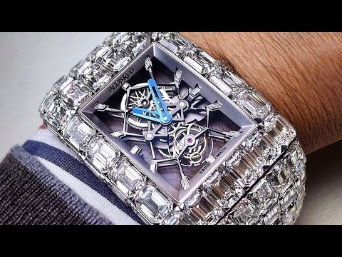 Top 10 Most Expensive Watches in the World for 2017 – Crazy!