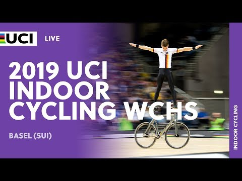 Live-Replay | Single Women and Pair Open Finals - 2019 UCI Indoor Cycling World Championships, Basel
