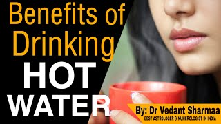 Hot Water Therapy For Fast And Quick Weight Loss & How Drinking Hot Water H
