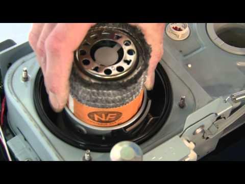 comment nettoyer un feu a petrole electronique
