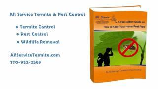 How do I get rid of roaches? Pest Control Atlanta GA