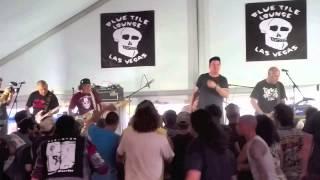 The Faction Live in Las Vegas Skate Punk Reunion 2014