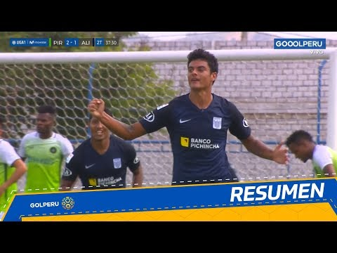 Resumen: Pirata FC vs. Alianza Lima (2-2)
