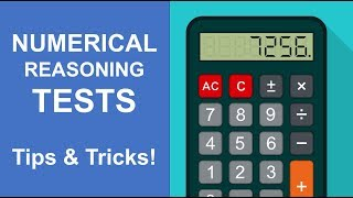 7 Numerical Reasoning Test Tips, Tricks & Questions!