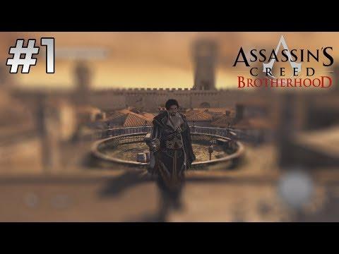 Assassin's Creed Brotherhood #1 It's me Ezio