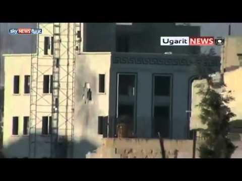 الجيش الحر يقتحم مقر الإذاعة في حلب