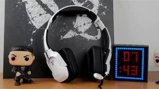 Tritton Kunai Pro virtual gaming headset unboxing - A surprisingly good value headset