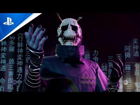 Trailer PlayStation Showcase 2021 de GhostWire: Tokyo