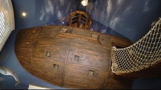 SPACED OUT: PIRATE BEDROOM