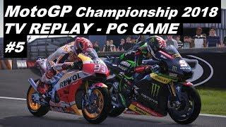 MotoGP 2018 | 5# FRENCH GP | TV REPLAY 50% | PC GAME MOD 2018