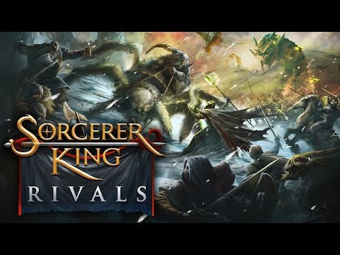 Sorcerer King: Rivals Gameplay Trailer thumbnail