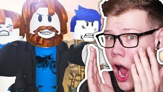The Last Guest 4 REACTION - A Sad Roblox Movie
