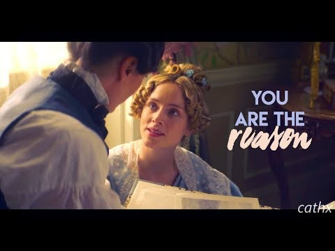 Anne Lister and Ann Walker - you are the reason