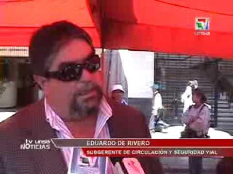 CAMBIARÁN UBICACIÓN DE SEMÁFOROS EN DISTRITOS Y EL CERCADO