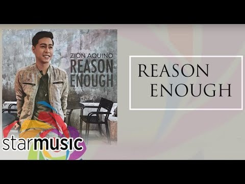 Zion Aquino – Reason Enough (Audio) 🎵
