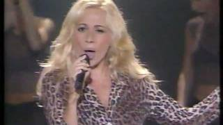 "NEGRO AZABACHE - Especial AZABACHE (tve1) 10/08/1997 - Marta Sánchez - Álbum ""Azabache"""