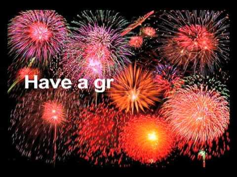Parce qu'un anniversaire, ça doit être un événement heureux, nous avons préparé un souhait dont l'objectif est de faire sourire et ... rire!