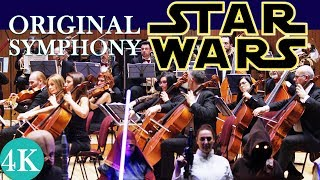 John Williams, STAR WARS live SUITE, 8 The Throne Room -Theatre Edition - Ars Cantus