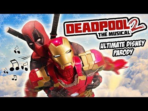 Deadpool v muzikálu 2: Disney parodie