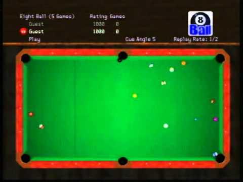 Virtual Pool 64 Nintendo 64