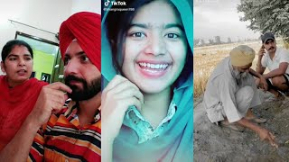 Best Punjabi Viral Full Comedy Tiktok Videos 2020 / Punjabi Funny Tiktok Videos!