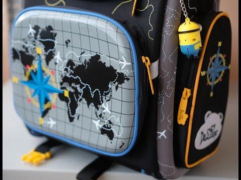 Собираемся в школу! Отличный рюкзак для первоклассника на Алиэкспресс.
