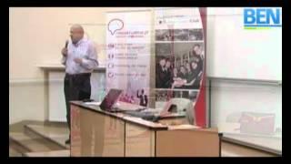 Andrzej Szyjkowski w szkole ASBIRO - Myśleć jak milionerzy (konferencja)