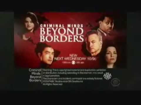 Criminal Minds: Beyond Borders 2.08 (Preview)