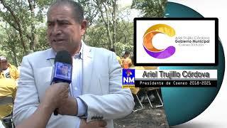 Siempre le he puesto mucha atención al tema de los incendios forestales: Ariel Trujillo Córdova
