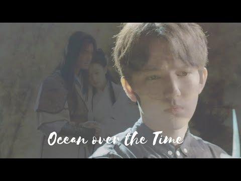 Dimash- Ocean Over The Time unofficial mv (English subtitles)