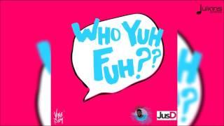 """Kenyo - Who Ya Fuh """"2017 Soca"""" (St Maarten)"""