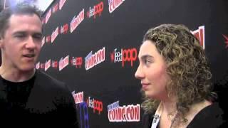 Comic Uno New York Comic Con 2012 Interview Jeff Davis