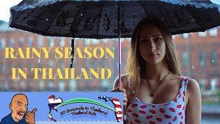 RAINY SEASON IN THAILAND IS HERE V443