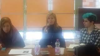 Il mestiere di scrittrice: Barbara Baraldi nella luce