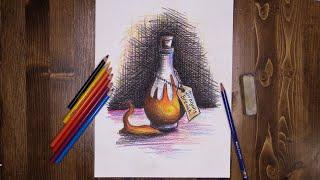 Harry Potter Pencil Color Potion - Virtual McArt